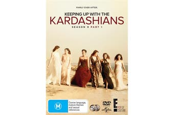 Keeping Up With the Kardashians Season 9 Part 1 DVD Region 4