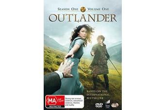Outlander Season 1 Volume One DVD Region 4