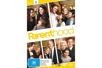 Parenthood Season 6 DVD Region 4