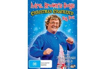 Mrs Browns Boys Christmas Crackerd DVD Region 4