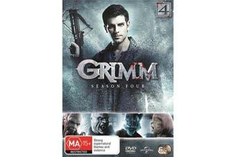 Grimm Season 4 DVD Region 4