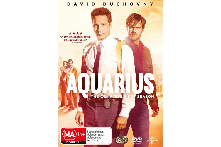 Aquarius The Complete First Season 1 Directors Cut DVD Region 4