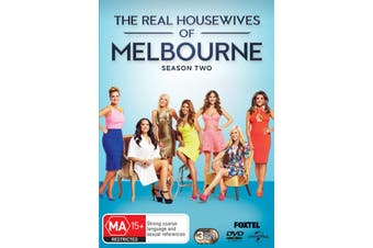 The Real Housewives of Melbourne Season 2 DVD Region 4