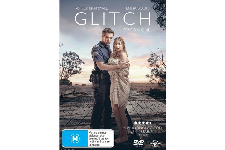 Glitch Season 1 DVD Region 4
