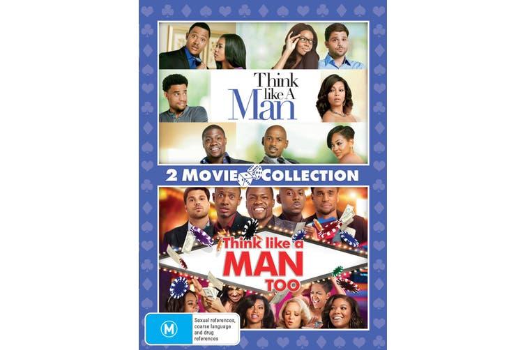 Think Like a Man / Think Like a Man Too DVD Region 4