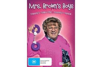 Mrs Browns Boys Mammys Tickled Pink / Mammys Gamble DVD Region 4