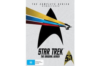 Star Trek the Original Series Complete DVD Region 4