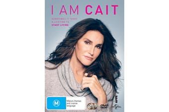 I Am Cait Season 1 DVD Region 4