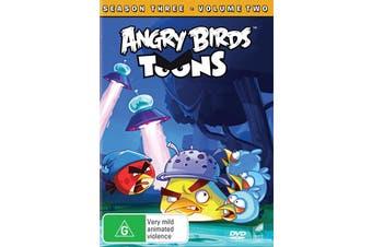 Angry Birds Toons Season 3 Volume Two DVD Region 4