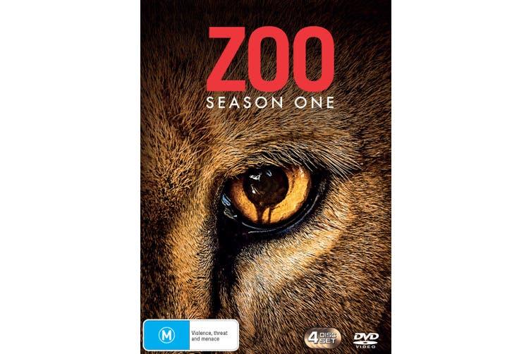 Zoo Season 1 DVD Region 4