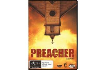 Preacher Season 1 DVD Region 4