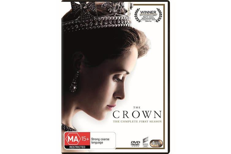 The Crown Season 1 DVD Region 4