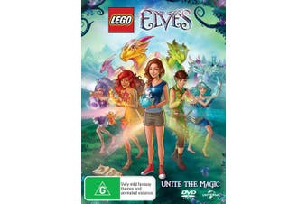 Lego Elves Unite the Magic DVD Region 4