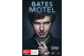 Bates Motel Season 4 DVD Region 4