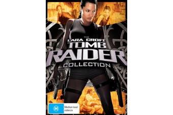 Lara Croft Tomb Raider 2 Movie Collection DVD Region 4