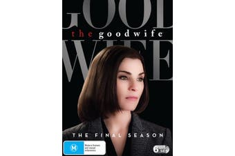 The Good Wife The Final Season DVD Region 4