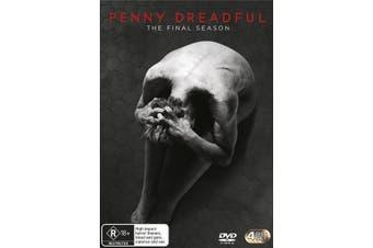 Penny Dreadful The Final Season DVD Region 4