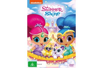 Shimmer and Shine DVD Region 4