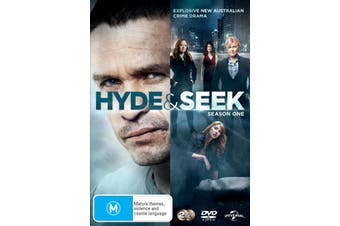 Hyde & Seek Season 1 DVD Region 4