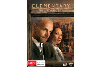 Elementary The Fifth Season 5 Box Set DVD Region 4