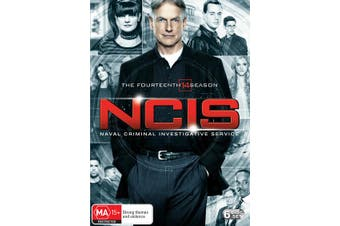 NCIS The Fourteenth Season 14 DVD Region 4