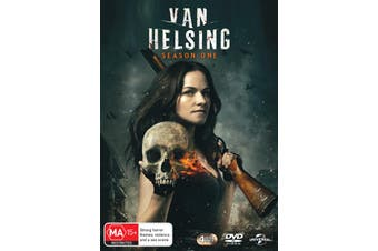 Van Helsing Season 1 DVD Region 4