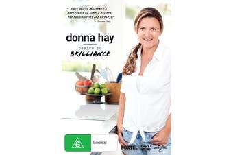 Donna Hay Basics to Brilliance Season 1 DVD Region 4
