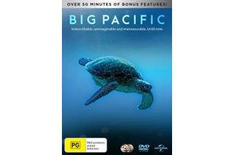 Big Pacific DVD Region 4