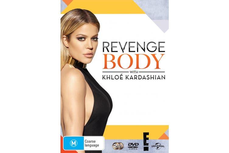 Revenge Body With Khloé Kardashian Season 1 DVD Region 4
