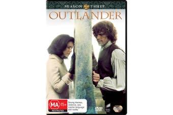 Outlander Season 3 Box Set DVD Region 4