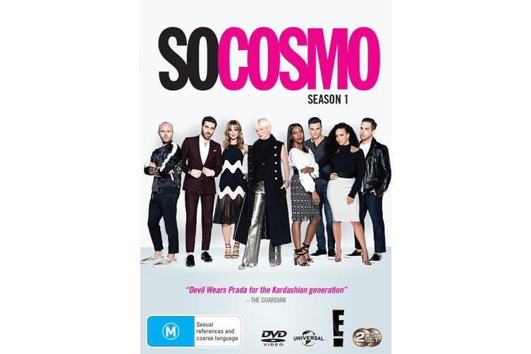 So Cosmo Season 1 DVD Region 4