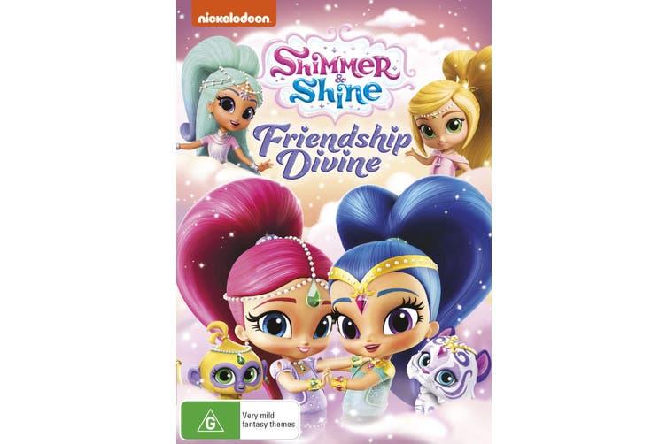 Shimmer and Shine Friendship Divine DVD Region 4