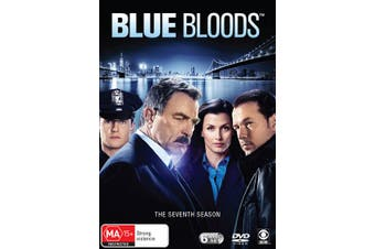 Blue Bloods The Seventh Season 7 DVD Region 4