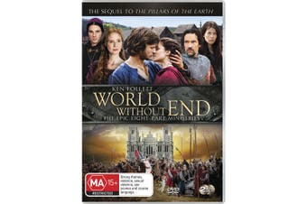 World Without End DVD Region 4