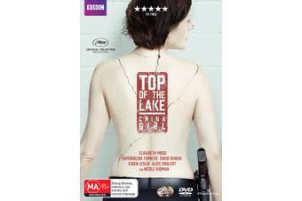 Top of the Lake China Girl DVD Region 4