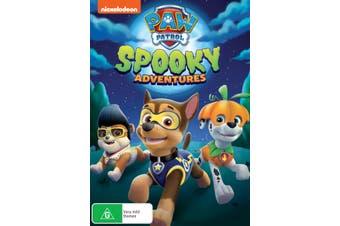 Paw Patrol Spooky Adventures DVD Region 4