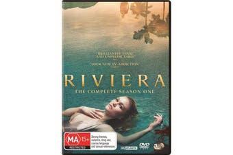 Riviera The Complete Season 1 DVD Region 4