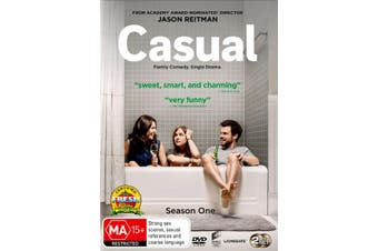 Casual Series 1 DVD Region 4