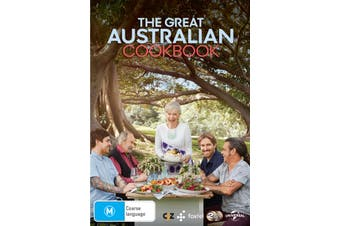 The Great Australian Cookbook Season 1 DVD Region 4
