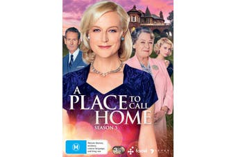 A Place to Call Home Series 5 Box Set DVD Region 4