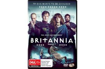 Britannia Series 1 Box Set DVD Region 4