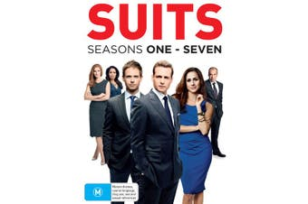 Suits Seasons One Seven Box Set DVD Region 4