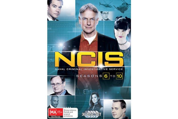 NCIS Seasons 6-10 Box Set DVD Region 4