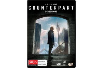 Counterpart Season 1 Box Set DVD Region 4