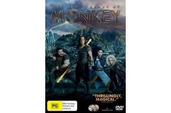 The New Legends of Monkey Season 1 DVD Region 4