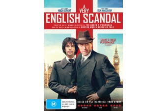 A Very English Scandal DVD Region 4