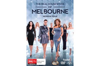 The Real Housewives of Melbourne Season 4 Box Set DVD Region 4