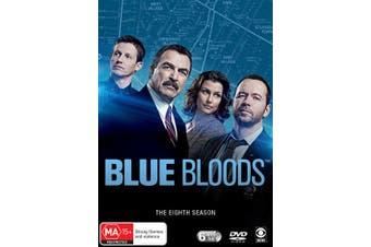 Blue Bloods The Eighth Season 8 Box Set DVD Region 4