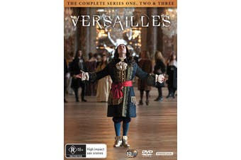 Versailles The Complete Series 1 Three Box Set DVD Region 4