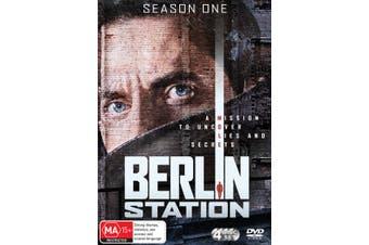 Berlin Station Season 1 Box Set DVD Region 4